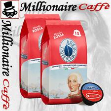 450 Capsula Caffè Borbone Miscela Rossa Compatibili Dolce Gusto Nescafè