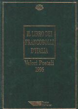 Il libro dei francobolli d'Italia - Valori Postali 1995