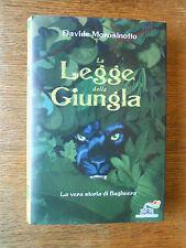 La legge della giungla (Davide Morosinotto) il Battello a Vapore  DD9