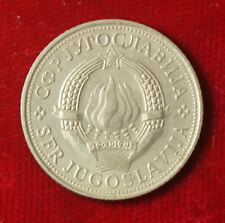 Münze Coin Jugoslawien Jugoslavija 5 Dinar Dinara 1971 (G6)