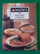 MATSUI MICROWAVE COOKBOOK 1986 (GOOD HOUSEKEEPING GUIDE)