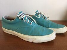VINTAGE RARE *Men's Converse Comfort Blue Label Athletic Low Top Shoes 8.5 U.S.A