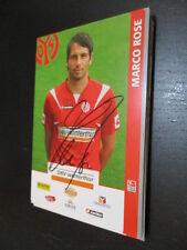 57880 Marco Rose FSV Mainz 05 original signierte Autogrammkarte