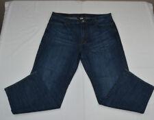 Lucky Brand Men's Size 38 Short Inseam 28' Straight Leg Jeans Medium Wash