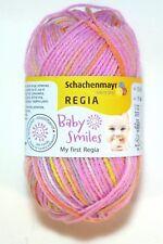 25g Schachenmayr Baby Smiles My first Regia - Baby Sockenwolle - pflegeleicht