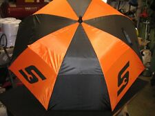 SNAP ON UMBRELLA WITH ORANGE SOFT GRIP SCREWDRIVER HANDLE BRAND NEW