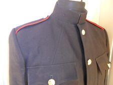 "SOLDIER  ARMY  RLC REME RMP No1 blues SD Jacket tunic  36"" steampunk 60s police"