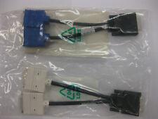 Dell DMS-59 Video Splitter Combo Pack VGA & DVI Adapter Cable J9256