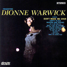 Presenting Dionne Warwick [Collectors Choice] 2 CD Dionne Warwick PLUS BONUS CD!