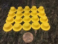 20 pieces yellow aerospace cap plug protective cover Nas816-53 Ww-6 1/2 to 9/16