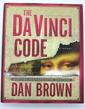 Dan Brown Book The DaVinci Code Special Illustrated First Edition 2004