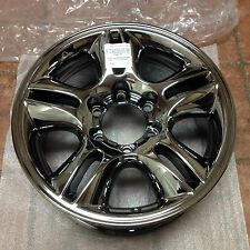 "Toyota OEM Sequoia Tundra Tacoma 4Runner 17"" 7.5 Wheel Rim Chrome LAND FJ CRUISE"