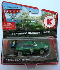 CARS 2 - NIGEL GEARSLEY - Mattel Disney Pixar KMART