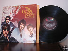 The Grass Roots LP Lovin Things 1969 Clean Gatefold Orig!