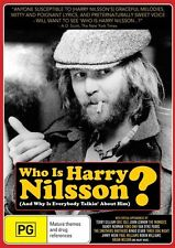 Who is Harry Nilsson and Why is Everyone Talking About Him? NEW R4 DVD