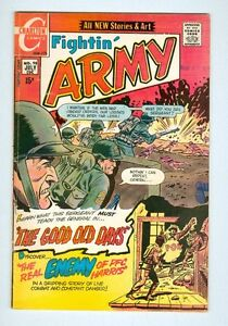 Fightin' Army #98 July 1971 VG+