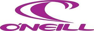 Oneill purple wave decal stickers X 2 surf motocross skate bmx downhill