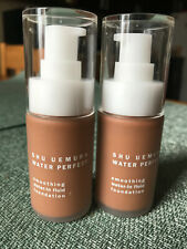2 NEW SHU UEMURA SMOOTHING WATER-IN FLUID FOUNDATION ~SHADE 514 V4.5