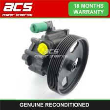 FIAT SCUDO POWER STEERING PUMP 1.9 TD 1996 TO 2006 (Height 107mm) - REMAN