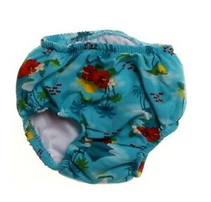3T iPLAY ULTIMATE SWIM DIAPER Hawaiian Toddlers Boys Girls 3 Years Cute Fun NEW