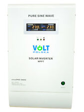 OFF grid sinusoidale pura Inverter Solare Sinus PRO 3000S 48V/230V REG UPS AVR