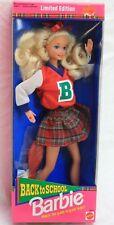 "BARBIE ""Back to School"" 1992 Special Edition Cheerleader Doll - Mattel *NEW*"