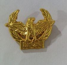 Roman Empire Rome Army War Legion Italy Caesar Caesar Eagle Hat Cap Tie Pin SPQR