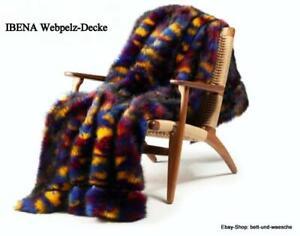 IBENA Webpelz Decke 150x200 cm