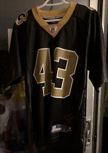 NFL Reebok New Orleans Saints Jersey #43 Darren Sproles size adult Small