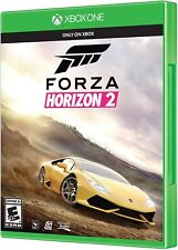 Forza Horizon 2 [Xbox One XB1, Over 200 Cars 1080p Racing XBOX X] NEW