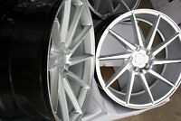 "Llantas de Aleación X 4 18"" Turbine For 5x112 Audi A3 S3 A4 S4 B5 B6 B7 B8 B9 A6"