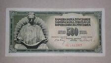 500 dinars - YUGOSLAVIA - 1970 - NIKOLA TESLA - AU - FREE SHIPPING WORLDWIDE