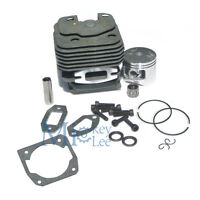 45.2MM Cylinder Piston Gasket Assy Chinese 5800 58cc Chainsaw Engine Rebuilt Kit