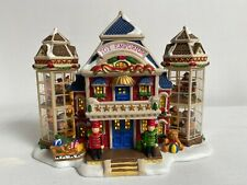 Lemax Carole Towne Toy Emporium