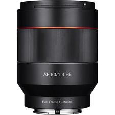 Obiettivi a focus automatico Lunghezza focale 50mm per fotografia e video