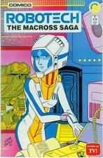Robotech: the Macross saga # 7 (états-unis, 1985)