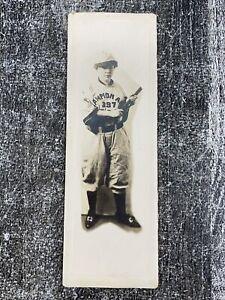 Vintage Original Early 1900s Woman Female Baseball Player Photo Rare Photograph