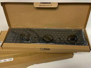 5 x Dell Keyboard KB216-BK-US , USB, Multimedia, Black - Never Used, NEW (5 lot)