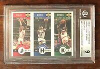 Michael Jordan 1996 Collector's Choice SPANISH #M11 BGS 9 = PSA 9 - POP 1 - RARE
