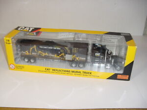 """1/50 Cat Reflections """"You Can't Deny The DNA"""" Mural Truck by Norscot NIB!"""