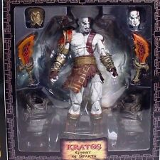 Neca God of War 3 Ultimate Kratos 7 inch Action Figure Collector Toy HOT