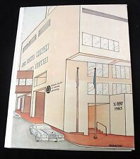 1983 Medical College of Virginia Yearbook - Richmond, VA. / X-RAY .... LQQK