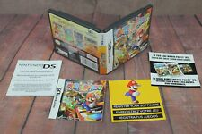 Mario Party DS DSI 3DS 2DS XL Case & Inserts Only
