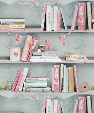 Arthouse Opera Curious Multi Wallpaper 694000 Books Shabby Chic