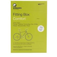 Ergon Fitting Box Comfort Fahrrad Einstellhilfe Komfort Performance Anpassung