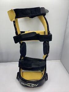 DonJoy Defiance FourcePoint ACL PCL CI Left Knee Brace Black Size XL/XXL