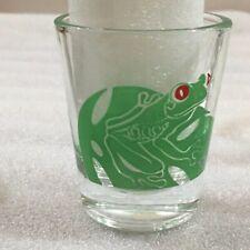 National Aquarium in Baltimore MD shot glass....frog