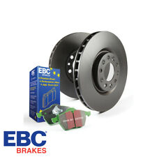 EBC Brakes Performance Front Brake Disc & Pad Kit - PD01KF317