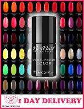 NeoNail Uv/Led Nail Gel Polish Hybrid Manicure Colour Coat All NEW Colours!!