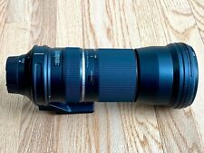Tamron SP 150-600mm F/5-6.3 Di USD SP VC For Nikon, EXCELLENT condition, EXTRAS!